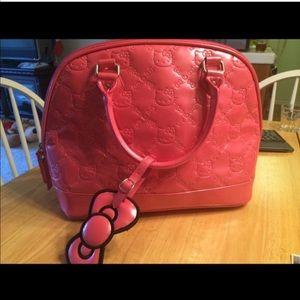 Pink Hello Kitty Purse